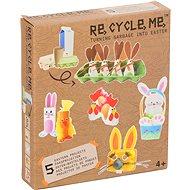 Re-cycle me - Húsvét kreatív szett - Játék szett