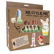 Re-Cycle-Me - Húsvéti készlet - Játék szett
