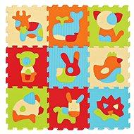 Ludi 90 x 90 cm Állatok - Habszivacs puzzle
