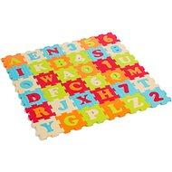 Ludi 90x90cm Betűk és számok - Habszivacs puzzle