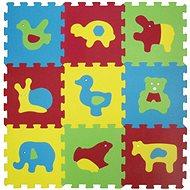 Ludi 84x84 cm Állatos alap - Habszivacs puzzle
