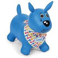 Ludi Ugráló kutya kék - Ugráló