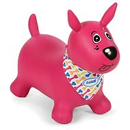 Ludi kutya alakú ugrálólabda - Ugráló