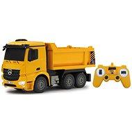 Jamara Dump Truck Mercedes-Benz Arocs 1:26 2,4GHz - Távirányitós autó