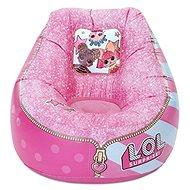 L.O.L. felfújható játék szék - Gyerekfotel