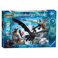 Ravensburger 109555 Így neveld a sárkányodat 3. - Puzzle