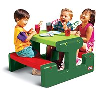 Little Tikes Junior piknik asztal - Evergreen - Gyerek asztal