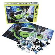 Alza Puzzle, 160 db-os - Alza földönkívüli a virtuális valóságban - Puzzle