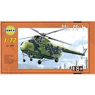 Medellező készlet 0907 helikopter – Mil Mi-4 - Műanyag modell