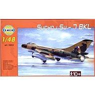 Smer Model Kit 0853 Repülőgép - Szuhoj Szu-7 BKL - Műanyag modell