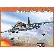 Modell készlet 0857 repülő – Suchoj Su-25 K - Műanyag modell