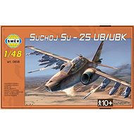 Smer Model Kit 0858 Repülőgép - Szuhoj Szu-25 UB/UBK - Műanyag modell
