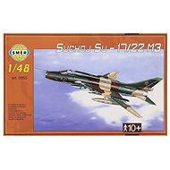 Smer Model Kit 0855 Repülőgép - Szuhoj Szu-17/22 M3 - Műanyag modell