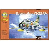 Plasztik repülőgép modell készlet 0856 - Suchoj Szu-17/22 M4 - Műanyag modell