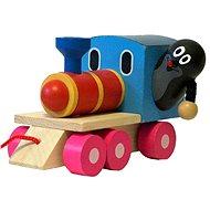 Detoa Kisvakond és vonat - Húzós játék
