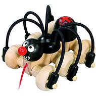 Detoa Fekete pók - Figura