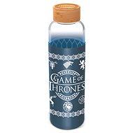 Kulacs Üveg palack borítóval, 585 ml, Game of Thrones