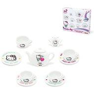 Smoby Hello Kitty porcelán kávéskészlet