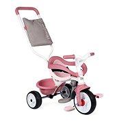 Smoby Be Move Comfort tricikli, rózsaszín - Pedálos tricikli