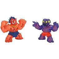 Goo Jit Zu figurák Magma double pack 3. sorozat - Figura