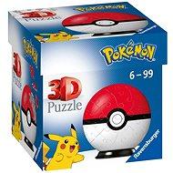 Ravensburger 3D puzzle 112562 puzzle-labda Pokémon téma 1 - tétel 54 darab - Puzzle