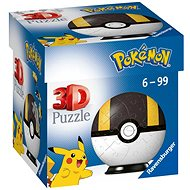 Ravensburger 3D puzzle 112661 puzzle-labda Pokémon 3. téma - tétel 54 darab - Puzzle