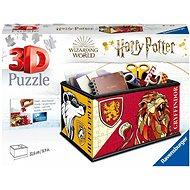 Ravensburger 3D puzzle 112586 Harry Potter tároló doboz 216 darab - 3D puzzle