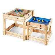 Szilva fa játékasztalok 2in1 - Gyerek asztal
