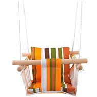 Gyermekek Gyermek textil hinta 100% pamut csíkos - Hinta