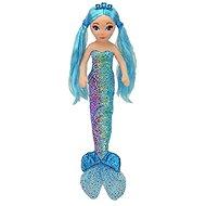 Ty Mermaids Indigo 27 cm - kék fólia tengeri sellő