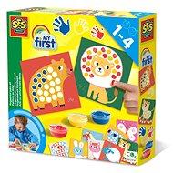 SES ujjfestékek -  színezd ki a háziállatodat - Festőkészlet gyerekeknek