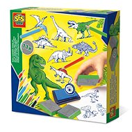 SES Pecsét - Dinoszauruszok - Pecsét