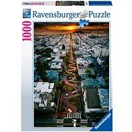 Ravensburger 167326 San Franciscó-i utca 1000 db - Puzzle