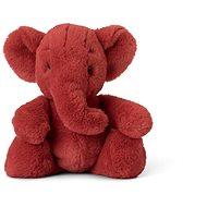 Ebu Elefánt - piros 29cm - Plüssjáték