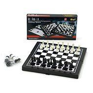 3 az 1-ben sakk-készlet - Társasjáték