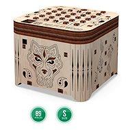3D Fa építőjáték Secret of Tiger doboz