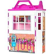 Barbie étterem babával játékkészlet - Baba
