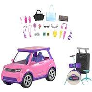 Barbie DHA átalakítható autó - Baba