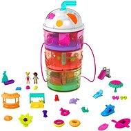Polly Pocket baba trópusi játékszett - Baba