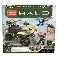 Mega Halo Infinite Harcosok támadása - Építőjáték