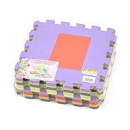 Habszivacs puzzle alátét 30x30x9 cm - Habszivacs puzzle