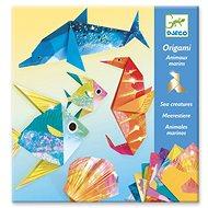 Origami a fémes víz alatti - Csináld magad készlet gyerekeknek