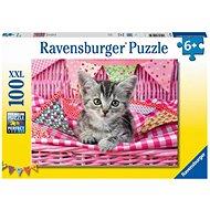 Ravensburger 129850 Aranyos kiscica 100 darab