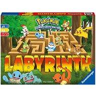 Ravensburger 270361 Labyrinth Pokémon - Társasjáték