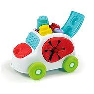 Clemmy érzékszervi autója - Játékautó