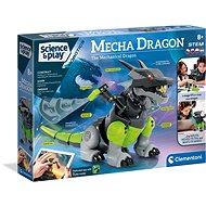 Mecha Dragon (en+en+sk+hu) - Interaktív játék