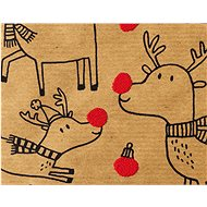 Karácsonyi csomagolópapír 1 m/70,5 cm, Orr - Csomagolópapír