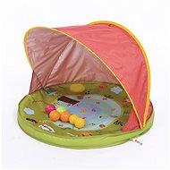 Ludi UV szűrős Abribaby játszószőnyeg és sátor - Gyereksátor