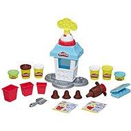 Play-Doh Pattogatott kukorica készítése - Kreatív szett