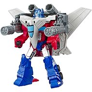 Transformers Cyberverse Spark Optimus Prime - Figura